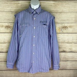 Vineyard Vines Mens Size Medium Vented Shirt
